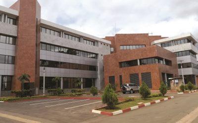 Maîtrise d'oeuvre extension siège SNH